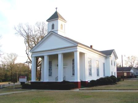 Hephzibah United Methodist Church